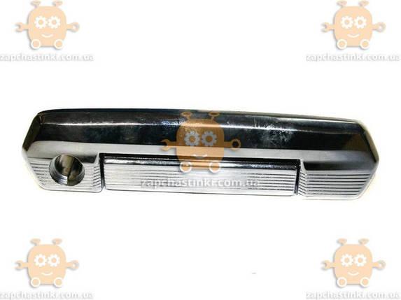 Ручка двері передня права хром ВАЗ 2101, 2102, 2103, 2106 2121 НИВА, 2131 (пр-во Гранд Рі Ал) З 878113, фото 2