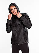 Вітрівка чоловіча Rough Radical Flurry (original), з капюшоном, легка куртка водовідштовхувальна