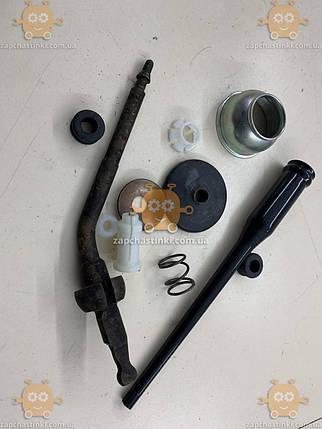 Ремкомплект рычага КПП ВОЛГА, ГАЗЕЛЬ в сборе 4-ступка (пр-во ГАЗ) ПД 4008, фото 2