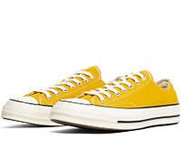 Кеди Converse Chuck Taylor All Stars низькі Жовті 42 р.