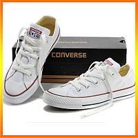 Кеды Converse Style All Star Белые низкие (36р) Тотальная распродажа