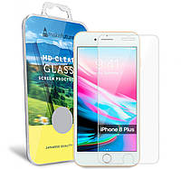 Защитное стекло MakeFuture Apple iPhone 8 Plus (MG-AI8P)