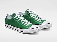 Кеды Converse Style All Star Зеленые низкие (42 р.) Въетнам