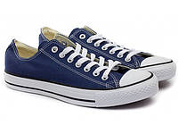 Кеды Converse Style All Star Синие низкие (42р) Въетнам