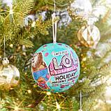 """Игровой набор с куклой L.O.L. Surprise! серии """"Holiday"""" - Новогодний Лук 572329, фото 5"""