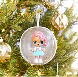"""Игровой набор с куклой L.O.L. Surprise! серии """"Holiday"""" - Новогодний Лук 572329, фото 6"""