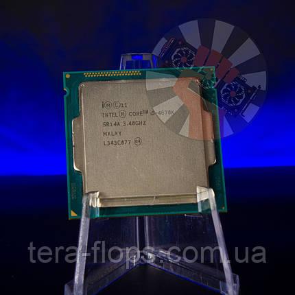 Процессор Intel Core i5 4670K LGA 1150 (BX80646I54670K) Б/У, фото 2