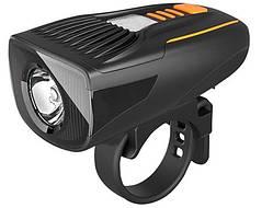 Велофонарь BC23Pro-XPE ULTRA LIGHT, черный