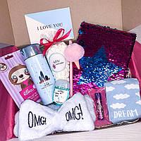 """Подарочный бокс Wow Boxes """"Girl Box #8"""""""