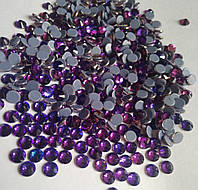 Стразы А+ Премиум, Purple Velvet SS20 (4,8-5,0 мм) термоклеевые. Цена за 144 шт., фото 1