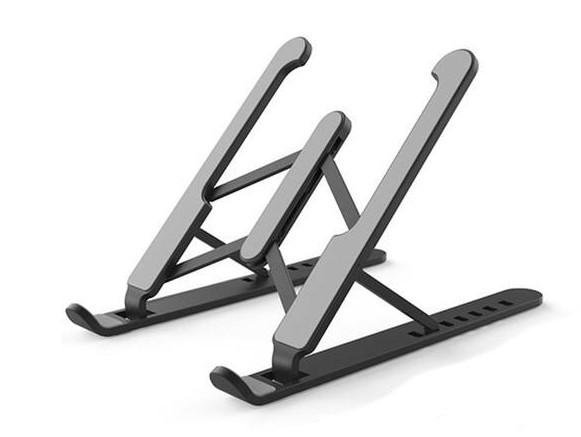 Портативная подставка столик для ноутбука Laptop Stand Black