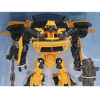 Трансформер F502 (28шт) TF, робот+машинка, 16см, в кор-ке, 20-25,5-7,5 см, фото 4