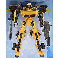Трансформер F502 (28шт) TF, робот+машинка, 16см, в кор-ке, 20-25,5-7,5 см, фото 5