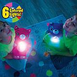 Мягкая игрушка ночник-проектор Star Bellу Dream Lites Puppy, фото 3