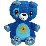 Мягкая игрушка ночник-проектор Star Bellу Dream Lites Puppy, фото 5