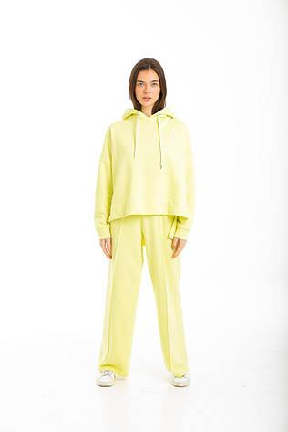 Спортивний костюм 4000, Колір - лимонний
