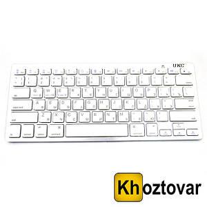 Бездротова клавіатура UKS Wireless Keyboard X5