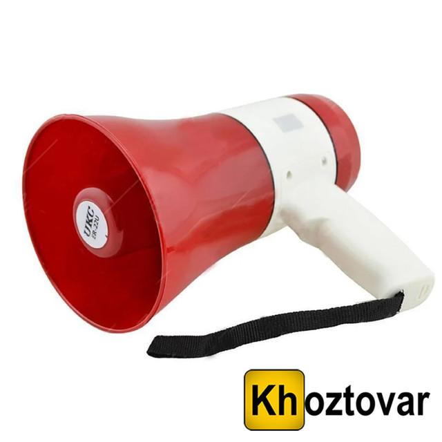 Гучномовець UKC Megaphone ER 22 15v