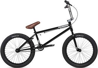 """Велосипед 20"""" Stolen CASINO рама - 20.25"""" 2020 BLACK & CHROME PLATE"""