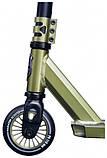 Трюковый самокат Maraton Rapid Хаки металлик, фото 4