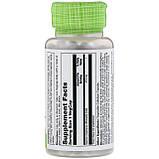 Валериана,   Solaray Valerian 470 mg (100caps), фото 2