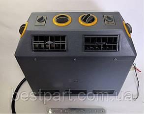 Испаритель универсальный вертикальный 12V