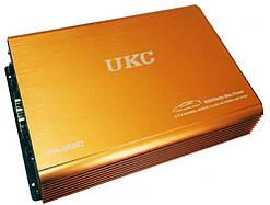 Підсилювач автомобільний UKC PH.9600 4ch 7587