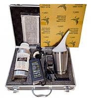 Набор для химической полировки фар (полировка паром) в металлическом кейсе, полная комплектация 800 грамм