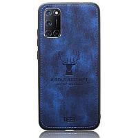 Чехол Deer Case для Oppo A52 / A72 / A92 Blue