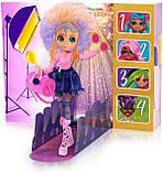 Кукла Hairdorables Fashion dolls Bella с Сюрпризами Hairmazing Хэрдораблс 26 см 23821, фото 3