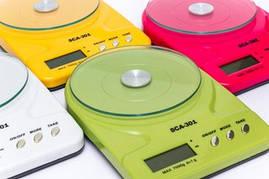 Цифровые весы для дома и кухни SCA-301