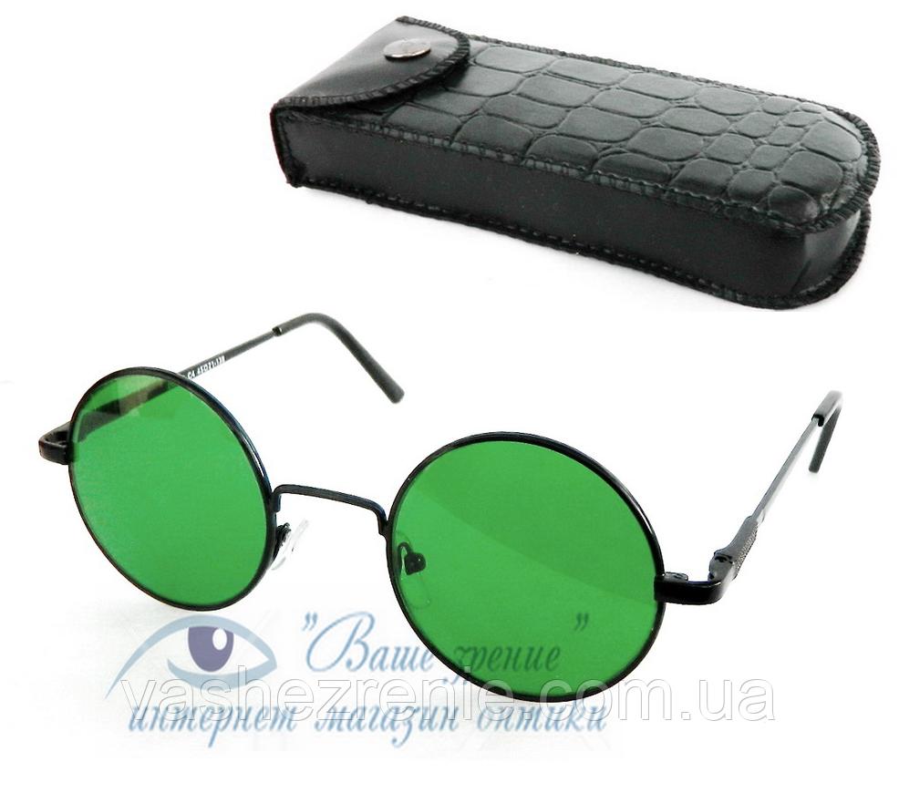 Очки глаукомные (СТЕКЛО!) Код:5148