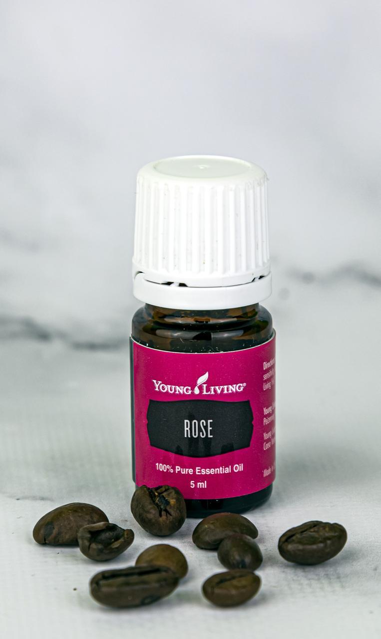 Эфирное масло Розы (Rose) Young Living 5мл