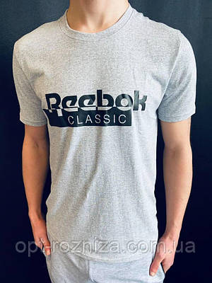 Якісна бавовняна футболка для чоловіків