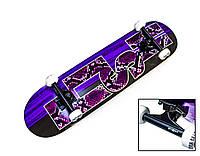 СкейтБорд деревянный от Fish Skateboard Snake Skin оптом