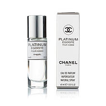 Chanel Egoiste Platinum - Tube Aroma 40ml