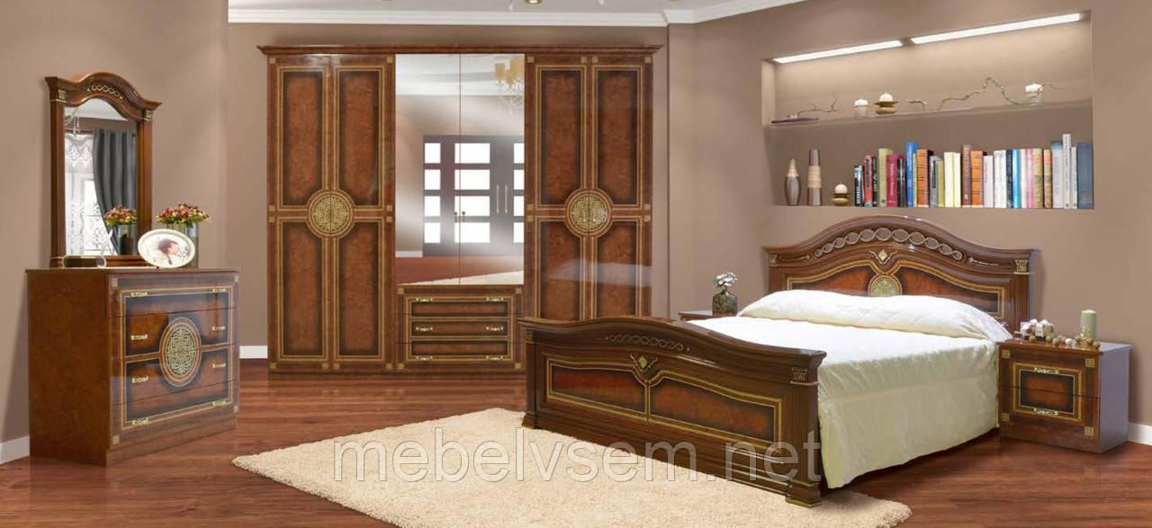 Спальня Диана орех