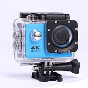 Экшн камера D-800 Голубой