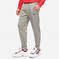 Штаны спортивные мужские Nike Therma Tapered Pant 932255-063  серые