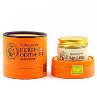 Омолаживающий крем для лица BIOAQUA Horse Oil Ointment Miracle Cream с лошадиным маслом 70 г
