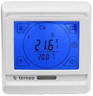 Терморегулятор сенсорный программируемый для теплого пола «terneo sen» 16A