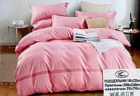 Постельное белье двуспальное KOLOCO розовые мечты