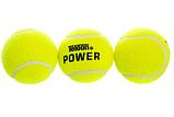 М'яч для великого тенісу TELOON POWER (3шт) T616P3, фото 3