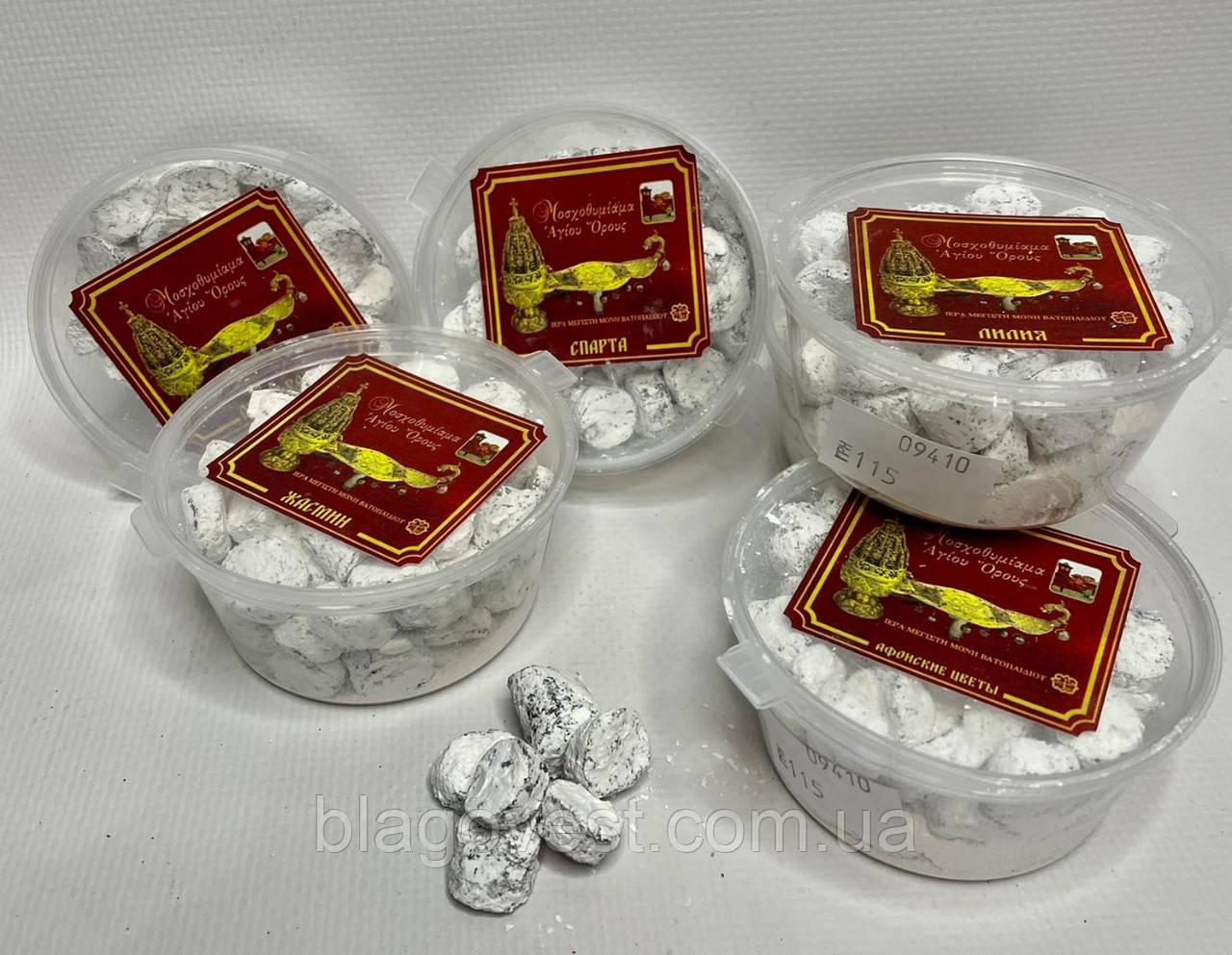 Ладан Ватопед 50 грам Оригінал!!! 16 ароматів