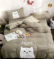 Дитяче постільна білизна MENCY - Кішка