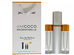 Jeanmishel?Love?Coco Mademoiselle?(15)?3 x 15 ml