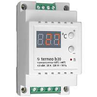Терморегулятор для теплого пола «terneo b-20» 20A