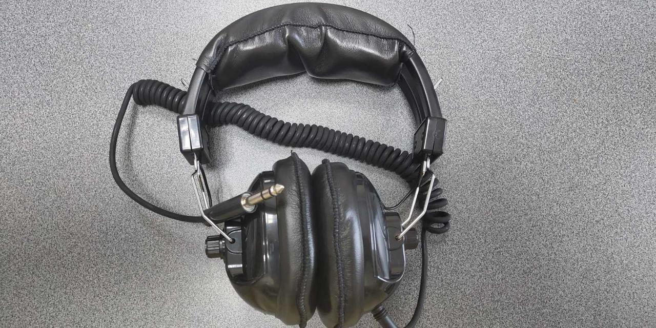 Низькочастотні навушники для металошукачів md6250, md6350, ACE 250, ACE 350, ACE250, ACE350, аналог GARRET