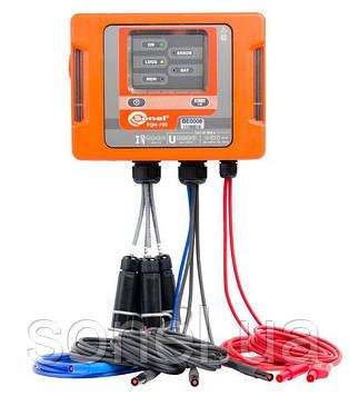 Аналізатор параметрів якості електричної енергії PQM-700UA з сертифікатом клас S