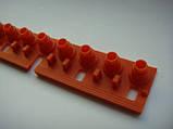 Резиновые ремкомплекты VU328400 VU328401 под клавиши Yamaha PSR 450, 540, 550, 650, 640, 740, 2000, 1500, фото 3